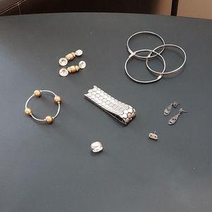 Silver Jewelry Lot